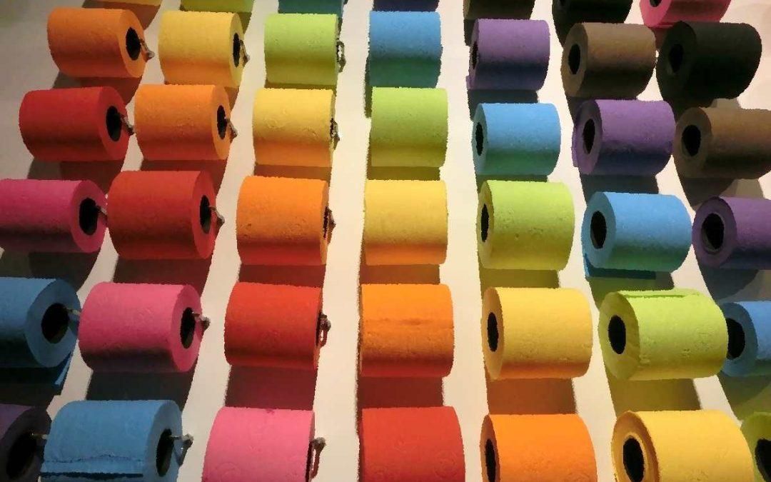 Качественная туалетная бумага. Как отличить от подделки