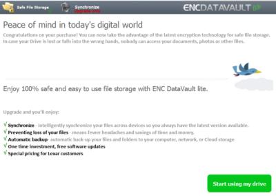 datavault™-lite-400x284 Все рубрики Обзоры Технологии  флэш накопитель технологии ПО аппаратное шифрование usb Ready Boost portable Meta Trader 5 Lexar